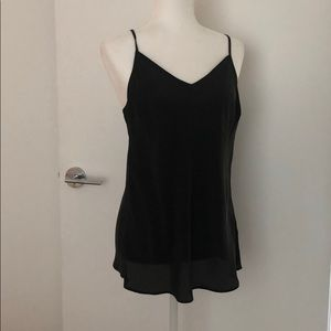 Thin straps camisole like top